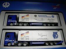 1/87 Herpa MB Actros, MAN Euro 5 60 Jahre THW 295895