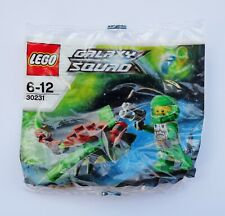 LEGO GALAXY SQUAD - SPACE INSECTOID - 30231 - POLYBAG / BRAND NEW, SEALED