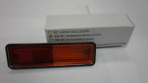 FORD FALCON  XC COUPE REAR 1/4 INDICATOR LENS NEW Suit  FAIRMONT 2 DOOR