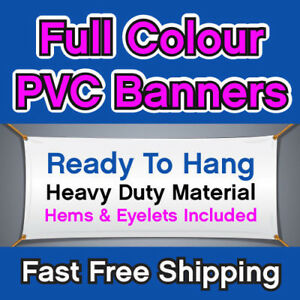 PVC BANNER SCAFFOLDING BANNER FREE FULL COLOUR DESIGN PRINTED FREE SHIPPING
