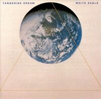 TANGERINE DREAM White Eagle CD BRAND NEW Definitive Edition