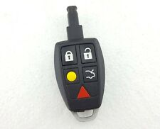 Volvo C30 / S40 / V50 5 Button Remote Smart Key Fob - 31110091 (Tested)