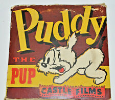"8mm Castle Films, ""Puddy The Pup"", #790, Scat Cats, Complete Edition"