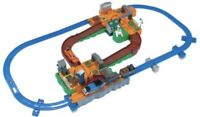 "Tomy ""Thomas and Terence Deluxe Action Set"" & Friends Tank Engine"