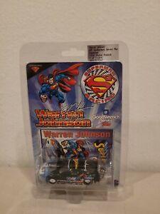 Warren Johnson GM Goodwrench Service Plus Superman 1999 Pontiac Prostock Action