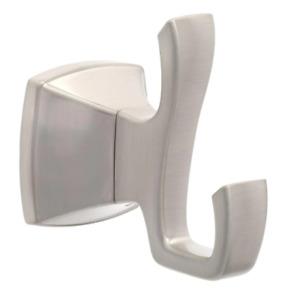 Venturi Robe Hook in Spot Defense Brushed Nickel Bathroom Faucet Hardware New