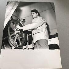 MICHEL LE ROYER - PHOTO DE PRESSE ORIGINALE 18x24