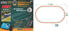 Kato 3-105 HO HM1 R670mm Basic Track Oval with Power Pack SX