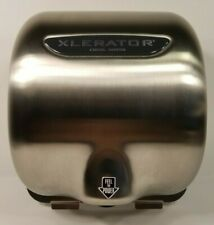 XLERATOR Excel Hand Dryer Model XL-SB Brushed Stainless Steel Cover Auto Sensor