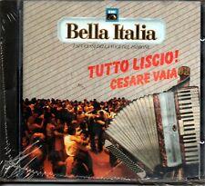 VAIA CESARE TUTTO LISCIO VALZER DELLE CANDELE ROSAMUNDA MALOMBRA CD SEALED