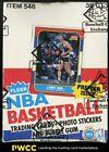 1986 Fleer Basketball Wax Box, 36ct Packs, Michael Jordan ROOKIE, BBCE Auth, LOA