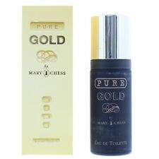 Milton Lloyd Pure Gold Eau de Toilette 50ml Spray Men's - NEW. EDT - For Him