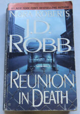 Reunion in Death by J. D. Robb (Nora Roberts) Paperback Book