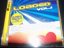 Loaded Vol 1 Various Mix CD DVD Moloko Kylie Minogue TV Rock Marcia Hines