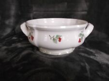 Villeroy & Boch JOY NOEL Fine China Tureen w/o Lid, Germany, Country Collection