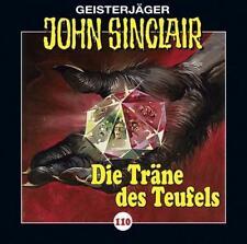 """Angebot! HÖRSPIEL CD * JOHN SINCLAIR """"Die Träne des Teufels"""" 110 (T2) NEU/OVP"""