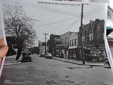 1941 104th St & 46th Av. CORONA QUEENS New York City NYC Photo