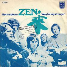 ZEN - Get Me Down (1969 NEDERPOP PSYCH VINYL SINGLE 7' HOLLAND)