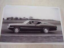 1968 FORD  TORINO GT FASTBACK  11 X 17  PHOTO /  PICTURE
