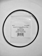 Sonfarrel - Martec 300-004 Faceplate Volute O-Ring / R&S 252SM / FDA EPDM Mat.