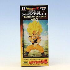 Dragon Ball Z Super WCF World Collectible Figure Battle of Saiyans Vol1 Son Goku