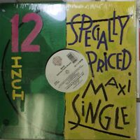 """R&B/Soul Sealed 12"""" Lp Maze Love'S On The Run On Wb"""