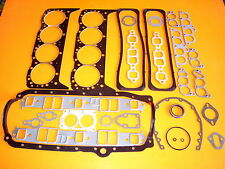 87-92 FITS CHEVY CAMARO CORVETTE PONTIAC FIREBIRD 350 TPI FULL  GASKET SET