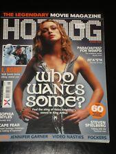 HOTDOG magazine 2004, Keira Knightly, Jennifer Garner, Sophia Myles, I, Robot