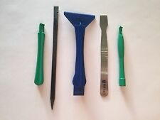 Metal + Plastic Pry Spudger Tools Set for iPhone , iPod & Smartphone