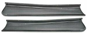 47-54 Chevy/GMC Truck LH & RH Shortbed Step Running Boards Pair *Premium Grade*