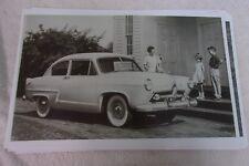 1951 KAISER FRAZER HENRY J  #2  11 X 17  PHOTO   PICTURE