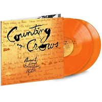 Counting Crows August And Everything After Exclusive Gold Color Vinyl 2x LP