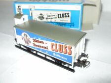 Märklin Box Car HO Scale Model Train Carriages