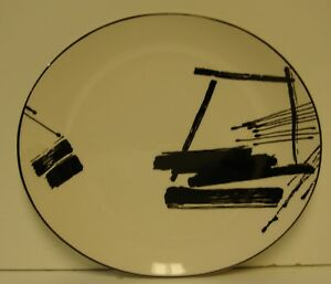 Sango CALLIGRAPHY Salad Plate NICE! More Items Available