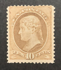 TDStamps: US Stamps Scott#209 Unused NG