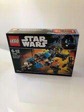 Lego 75167 Star Wars Bounty Hunter Speeder Bike Battle Pack  Complete New