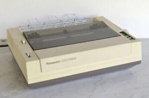 Vintage PANASONIC KX-P1091i Dot Matrix Printer. Works
