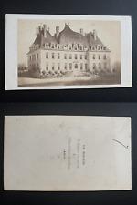 Charles Boivin, France, château de Lagrange-Montalivet  Vintage albumen print CD