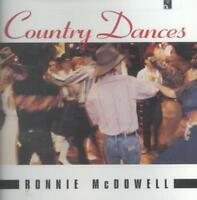 RONNIE MCDOWELL - COUNTRY DANCES NEW CD