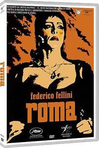Dvd Roma (1972) - Federico Fellini .....NUOVO