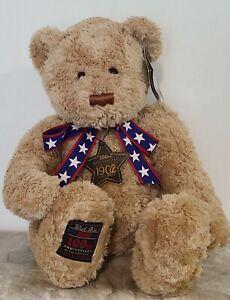 "Gund Wish Bear 100th Anniversary Of The Teddy Bear 26"" 2002"