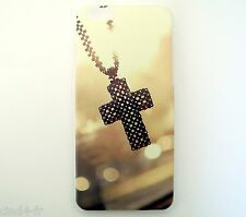 Coque housse protection pour Apple iPhone 6 Case shell cover - Cross / Croix