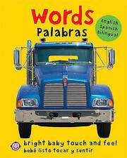 Words/Palabras by Roger Priddy (Hardback)