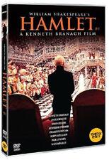 Hamlet (1996) Kenneth Branagh / DVD, NEW, 2Disc