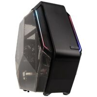 Gaming PC Intel Quad Core i5 Computer Tower 8GB Ram HDD SSD 2GB Graphics Win 10