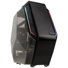 GAMING COMPUTER PC KOLINK CUBE INTEL CORE i5 3330 @3GHz 8GB RAM 1TB HD SSD WIFI