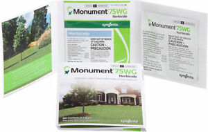 Monument 75WG Herbicide (5 x 0.5 gram packets)