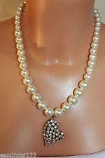 Collane e pendagli di bigiotteria collier cristallo