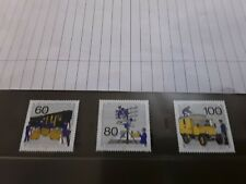 Berlin 1990 post & telecommunications unmounted mint stamps