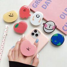 Cartoon Phone Holder Stand Finger Holder Universal 3D Socket Cute Expanding 2020